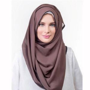 Image result for model jilbab segi empat