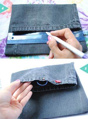 DIY Pouch Bag