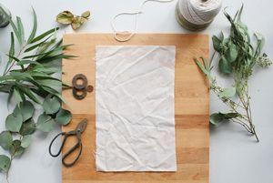Tutorial Eco Printing