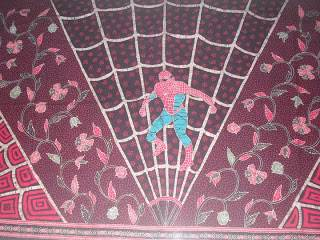 Motif spiderman