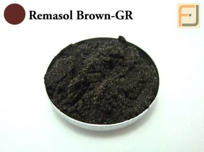 Remasol Brown GR Kode AMB-0017 03